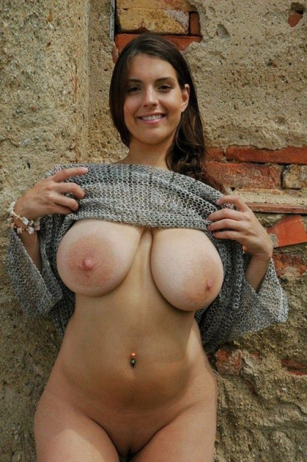 Real girls boobs naked