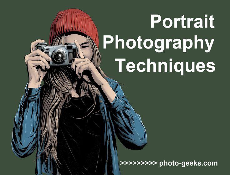 Portrait photography techniques http://www.photo-geeks.com/portrait-photography-techniques/