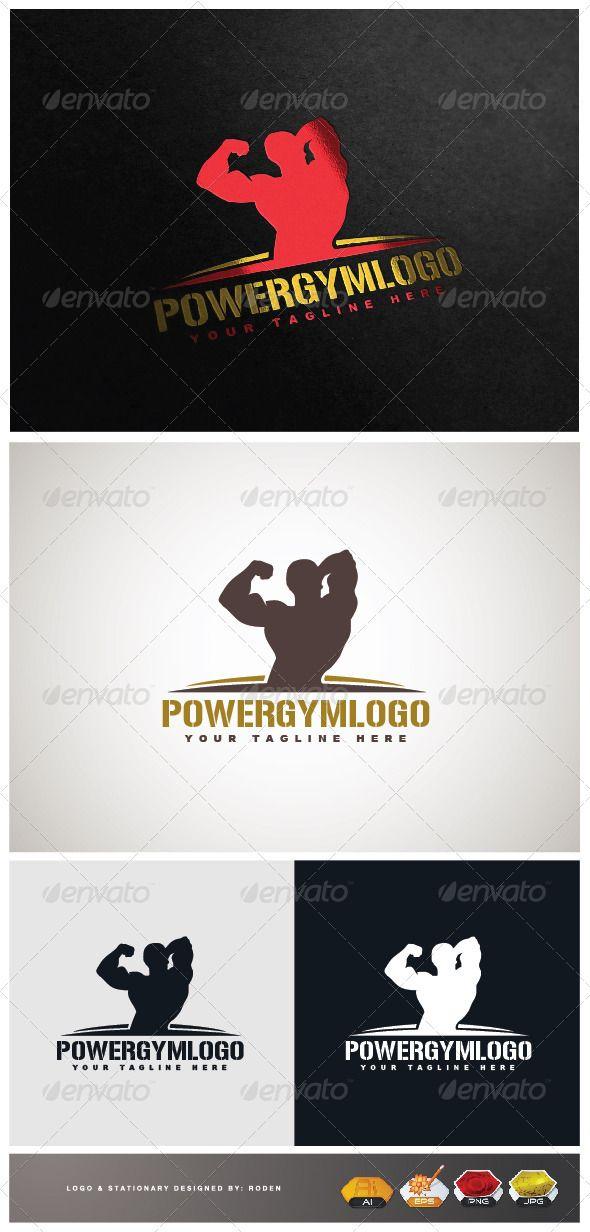 Gym Logo Gym Logo Logo Design Template And Logos