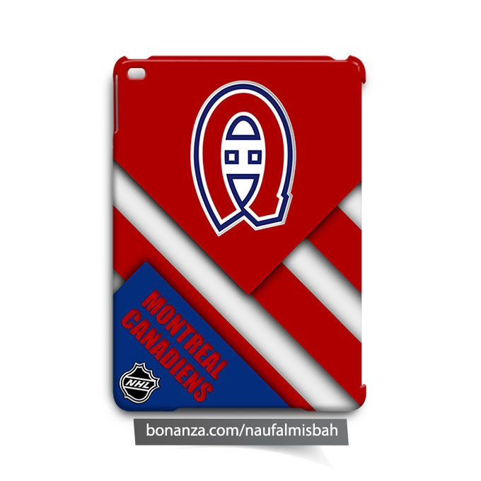 Montreal Canadiens Cool iPad Air Mini 2 3 4 Case Cover