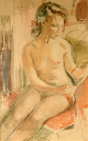 nude-on-chair.jpg (373×600)