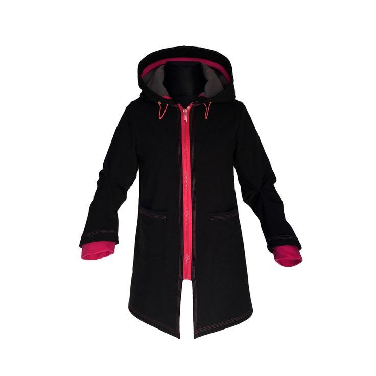 Dívčí softshellový kabát vel. 116