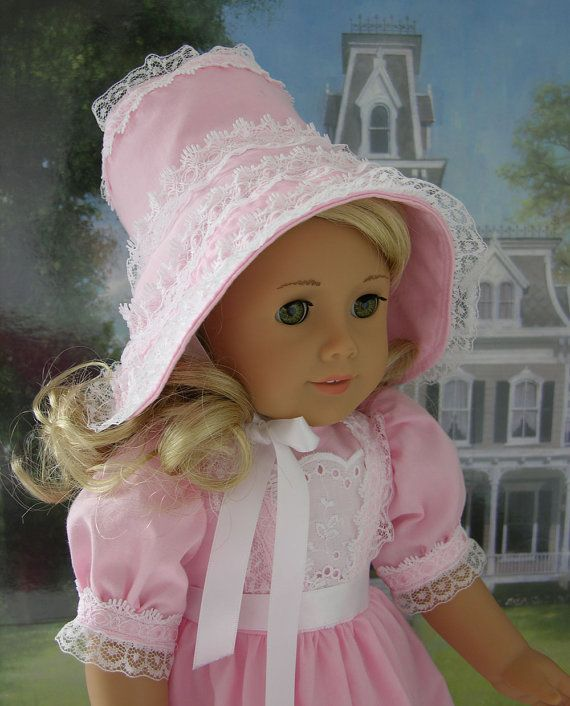 Little Miss Muffet costume for American Girl doll