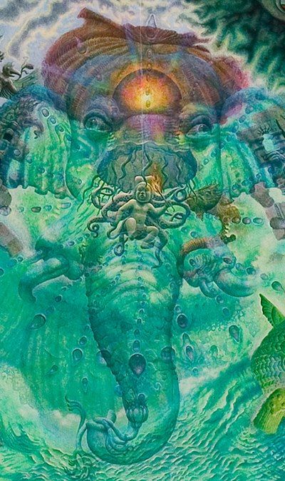 #visionaryart #art #beautiful #visual #trippy #psychedelic