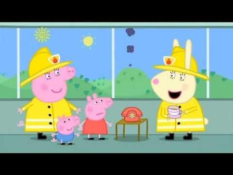 Peppa Pig: Mr Scarecrow. Season 2 Episode 7. New6 Episodes. English Episodes. - YouTube