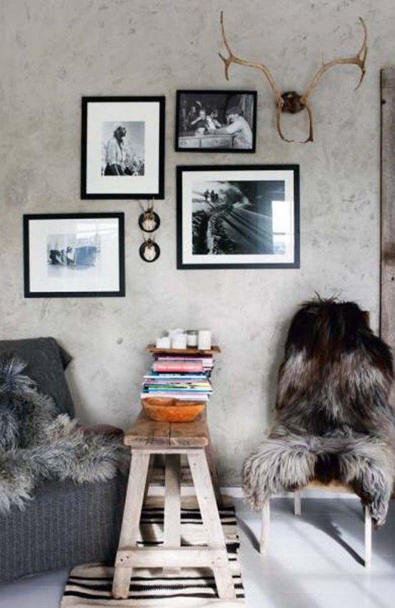mountain house interior create