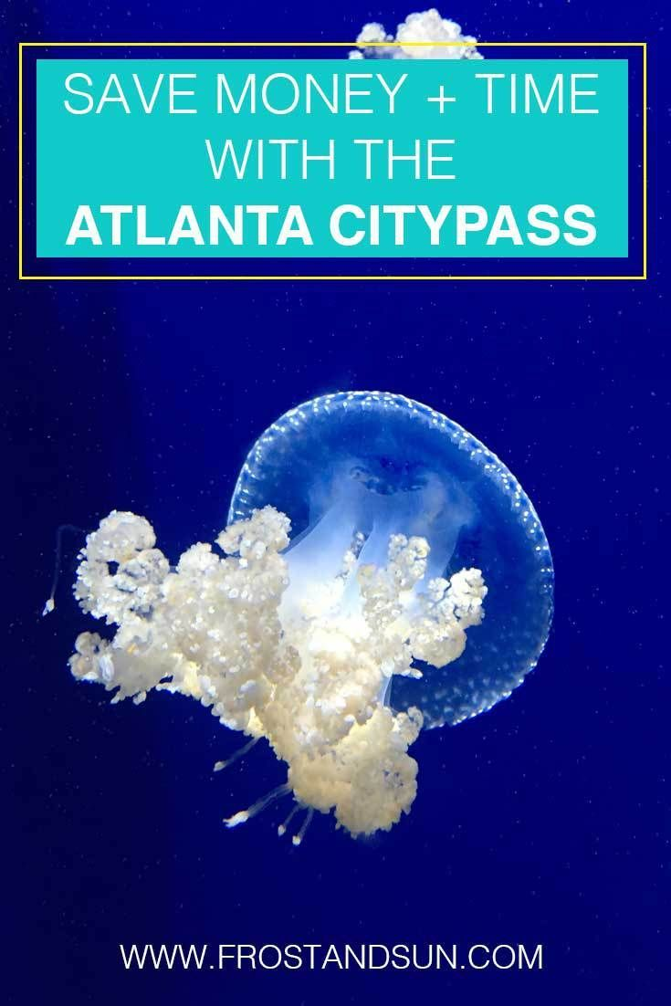 Want to learn how you can save around 40% on 5 of Atlanta's top attractions? Click through to read more about Atlanta's tourist pass.