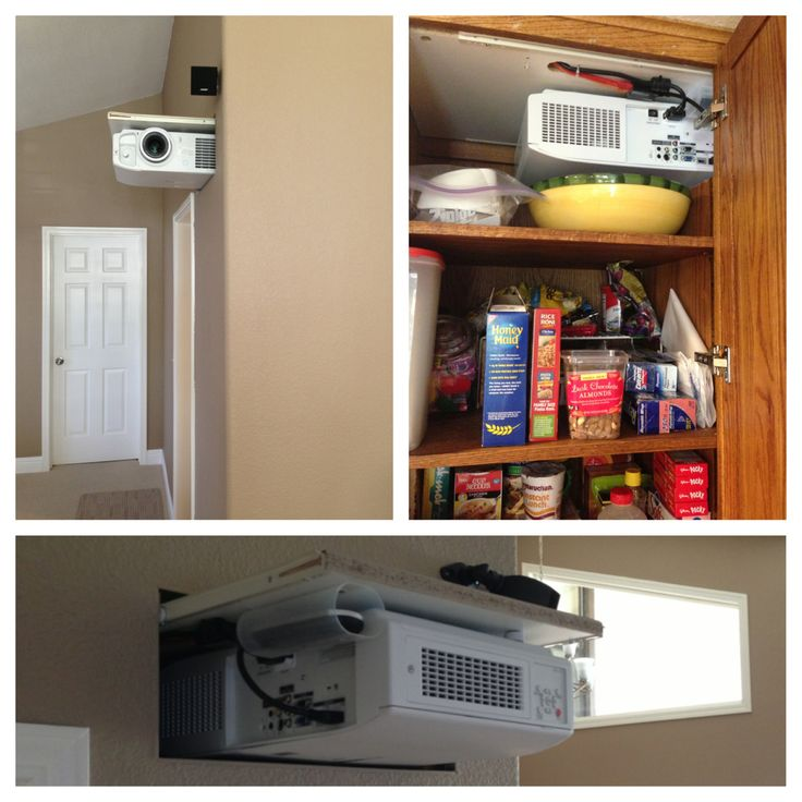 Theater Room With Hidden Projector: 17 Best Images About Dolfy On Pinterest