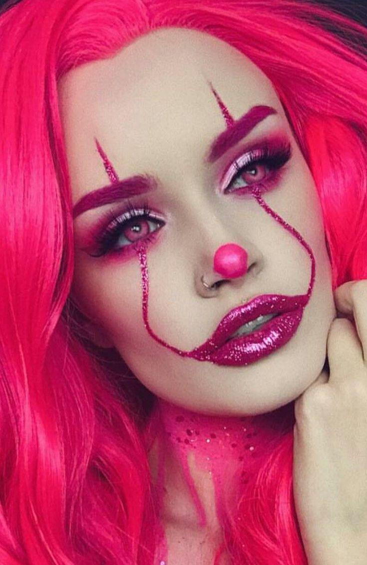 Halloween Makeup sieht aus in 2020 Halloween makeup