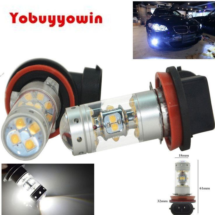 Nice Toyota Prius 2017: 27.14$  Watch now - aliyvy.shopchina.... - 2x Ampoule H11 28 Chips LED 140W 1200...