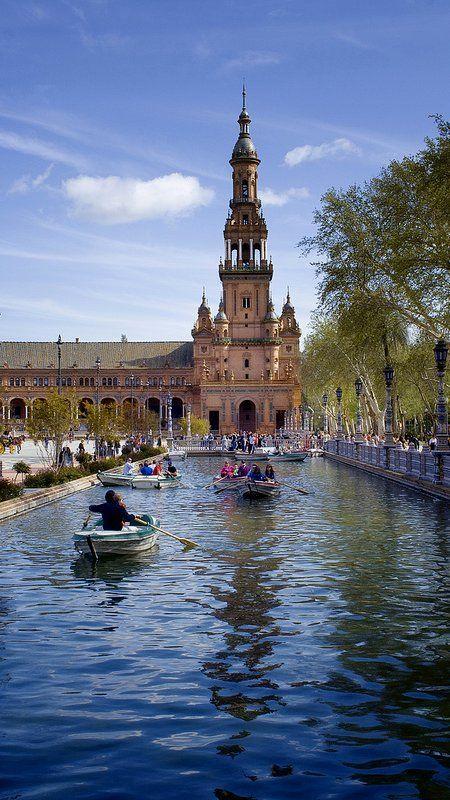 Sevilla... encantada