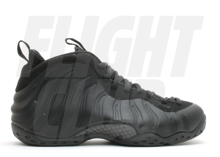Mmmmm....Some all Black #Foamposites