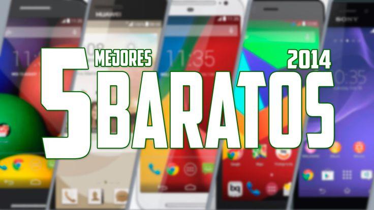 Mejores #Android baratos del 2014...Un #regalo económico ideal para estas #Navidades