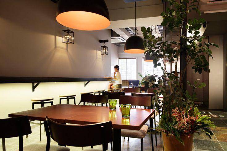 UDS Design The GRIDS Hostel In Tokyo