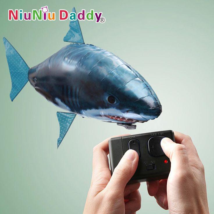 Aliexpress.com: Koop afstandsbediening vliegende vissen clownvissen grote haai afstandsbediening speelgoed kinderen creatief feestelijke geschenken bruiloft props van betrouwbare sex speeltje leveranciers op Niuiu Daddy