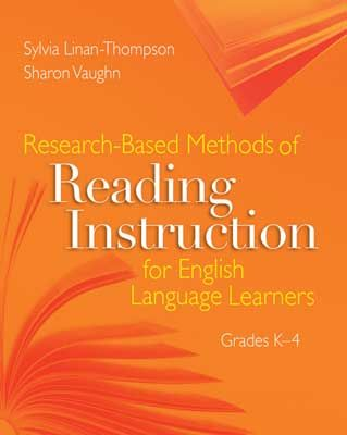 english language learners research papers The bilingual research journal is  research white papers  benefits of computer-assisted instruction to support reading acquisition in english language learners.