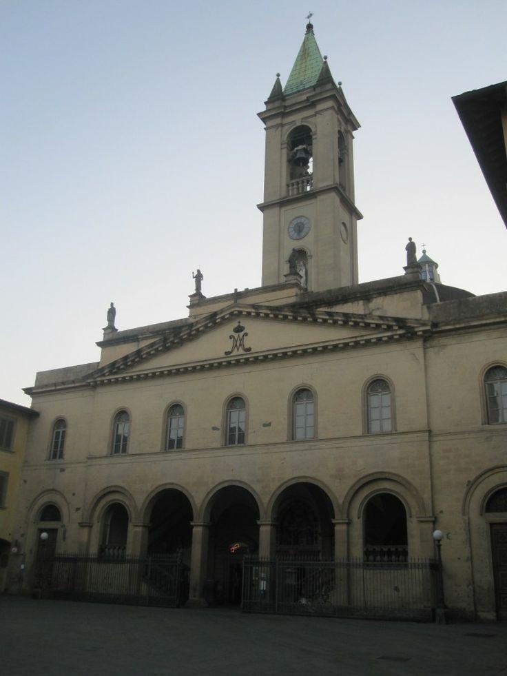 de basiliek Santa Maria delle Grazie