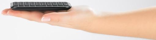 Mini- #Bluetooth-Tastatur für PC, iPhone, Smartphone & Co