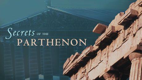 NOVA | Secrets of the Parthenon --How did the ancient Athenians build this near-flawless icon of Greece's Golden Age? Aired January 29, 2008 on PBS -- full episode online