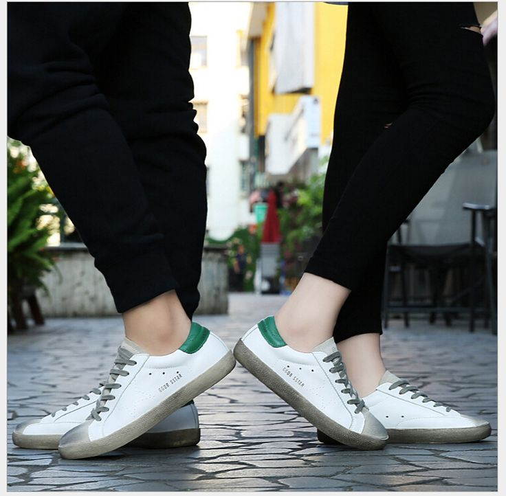 35-44 Fashion Spring Autumn Men Unisex Casual Shoes white Genuine leather Men Casual Shoes Breathable flat loafers Lovers shoes
