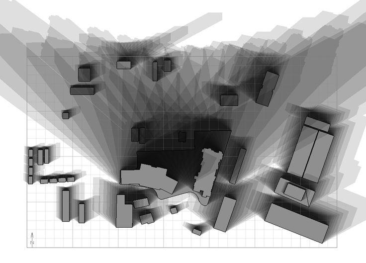sun diagram architecture shadow - Google Search