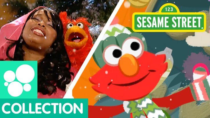 Sesame Street: Elmo's Christmas Compilation - YouTube