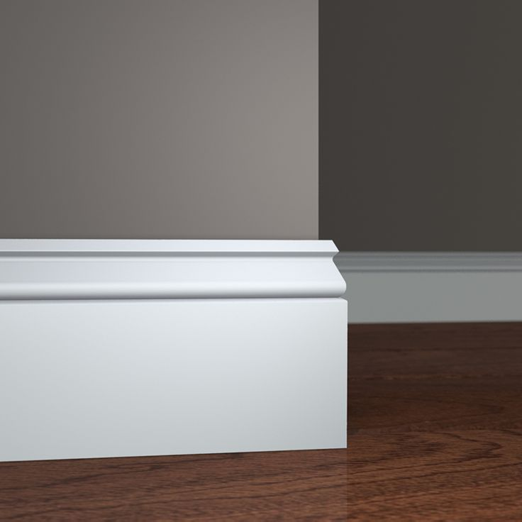 9 Special Wall Suggestions Making Your Residence Really Feel Large Modern Baseboards Baseboard Styles Moldings And Trim