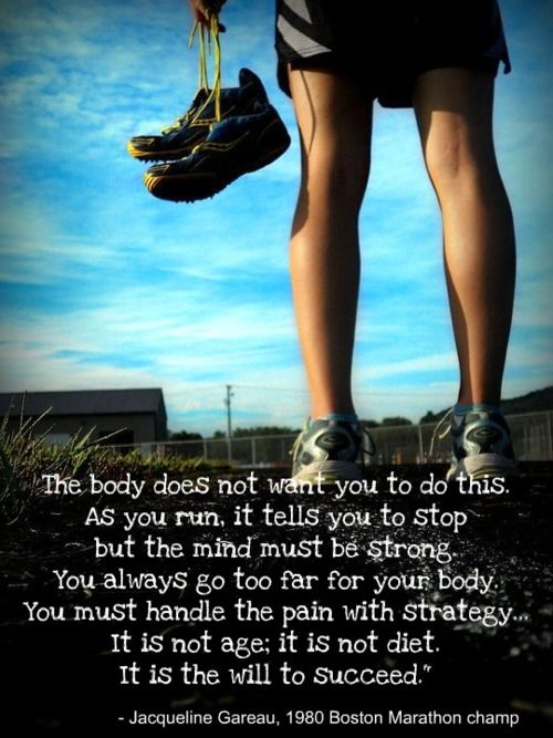 Half-Marathon Training!