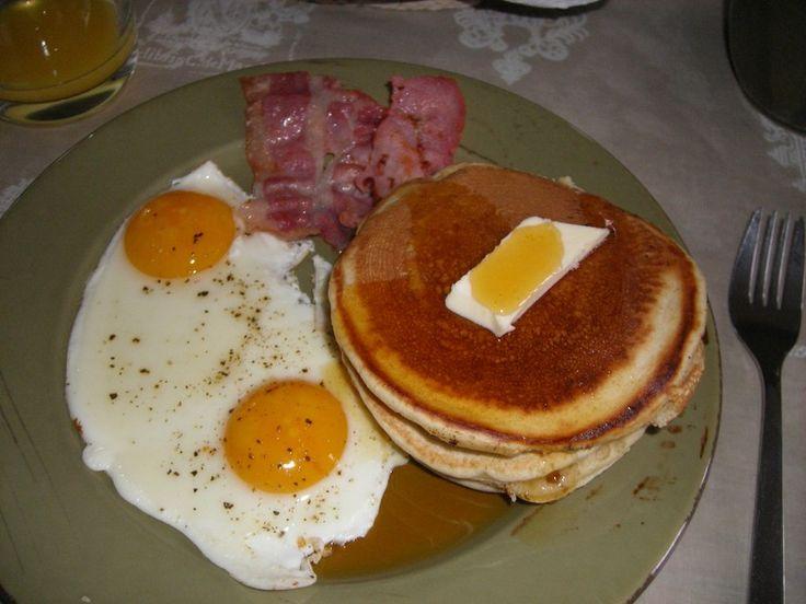 Pancakes au levain - Sourdough Pancakes