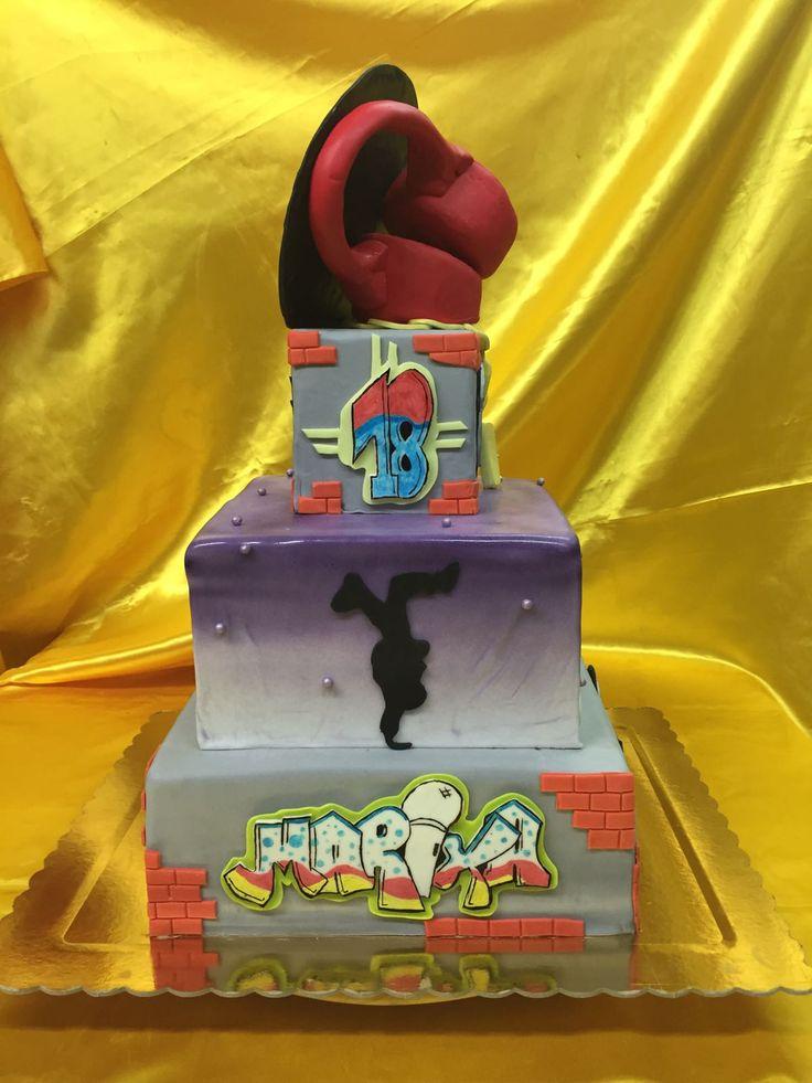cake 18 th hip hop