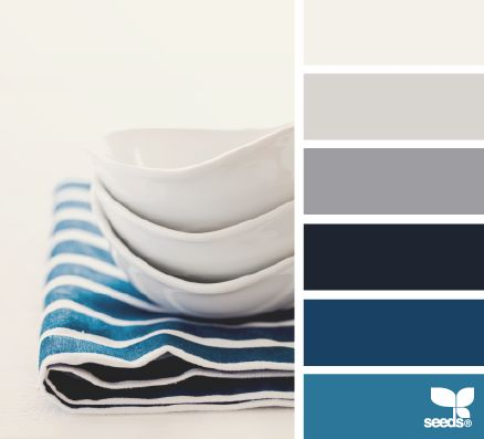 stacked tones Design-seeds.com. Voor meer kleurinspiratie check ook http://www.wonenonline.nl/interieur-inrichten/interieur-kleur/ eens