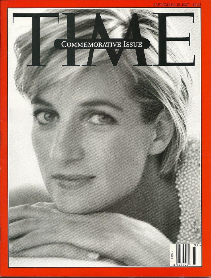 09 15 1997 Time Princess Diana