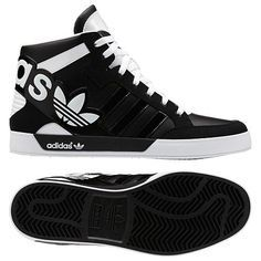 newest collection 6cb15 93c15 image  adidas Hard Court Hi Big Logo Shoes