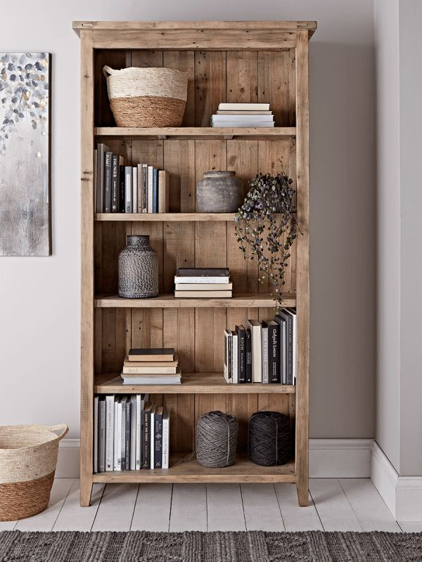 Provence Tall Bookcase In 2019 Diy Stuff Bookcase