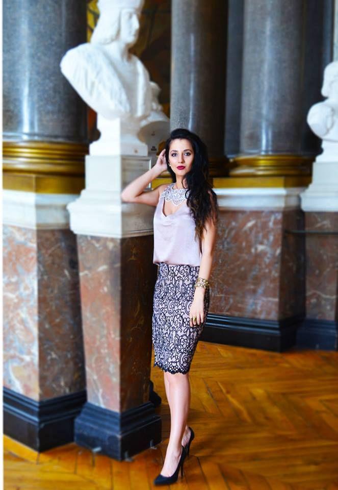 PETRA PETROVA FASHION  Get this look online now:  http://www.petrapetrova.com/shop/  #beads #beadedtop #blacktop #openback #decolette #easypatterns #onlineshop #onlineshopping #coutureshop #coutureshoponline #costomorder #customorder #black #beads #bluetop #fashionshow #blouse #kisiyeozeltasarim #kisiyeozel #luxury design