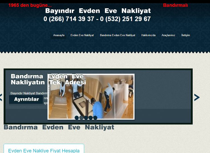www.evdenevenakliyatbandirma.com Bandırma Evden Eve Nakliyat , Erdek Evden Eve Nakliyat , Gönen Evden Eve Nakliyat