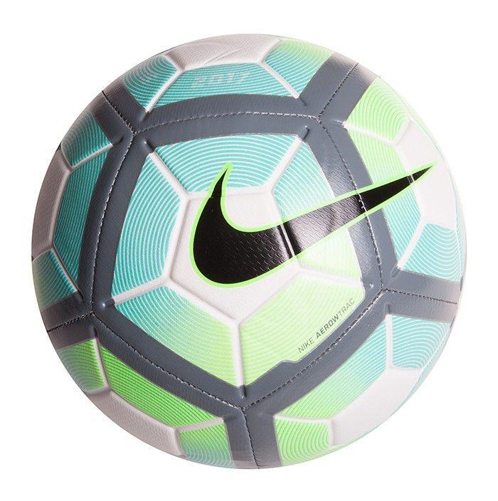 Nike Strike Soccer Ball White Turquoise Soccer Soccer Ball Nike Soccer Ball