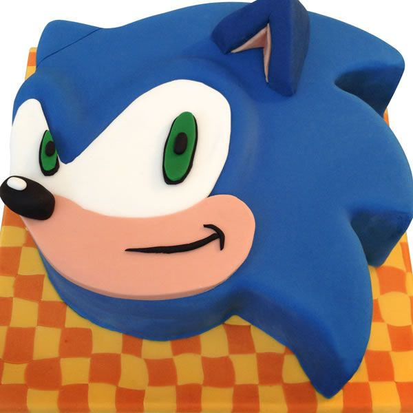 sonic+cake | Sonic cake