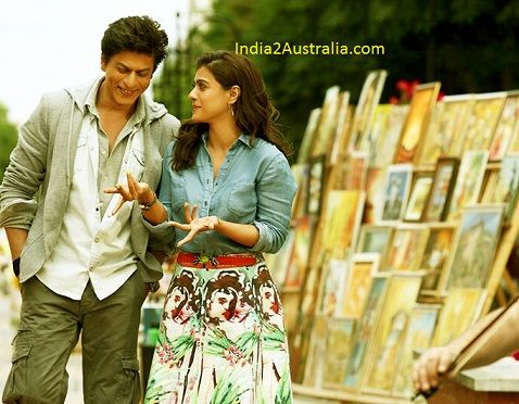 Dilwale Hindi Movie Session Times for Australia ( Melbourne, Sydney, Perth, Adelaide and Brisbane)