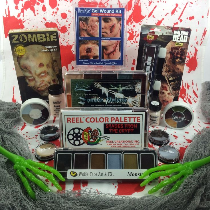 71 best SFX and Halloween images on Pinterest   Ben nye, Special ...