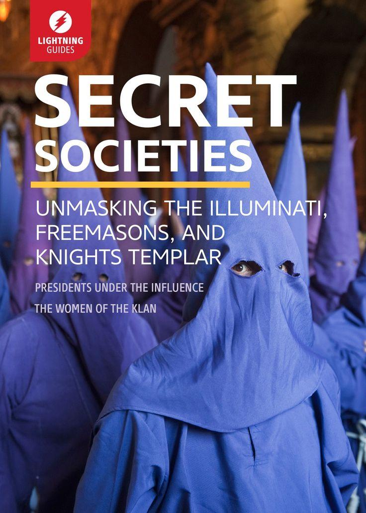 23+ Secret societies book review info