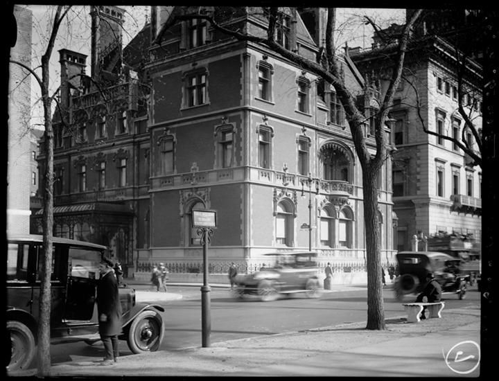 5th Ave. 61st St., N.Y.  - Vanderbilt House - Museum of the City of New York