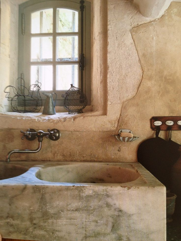 21 best old stone sinks images on pinterest