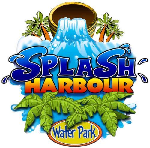 Inflatable Slide Clearwater Beach: De 40 Bästa Splash Harbour Water Park-bilderna På Pinterest