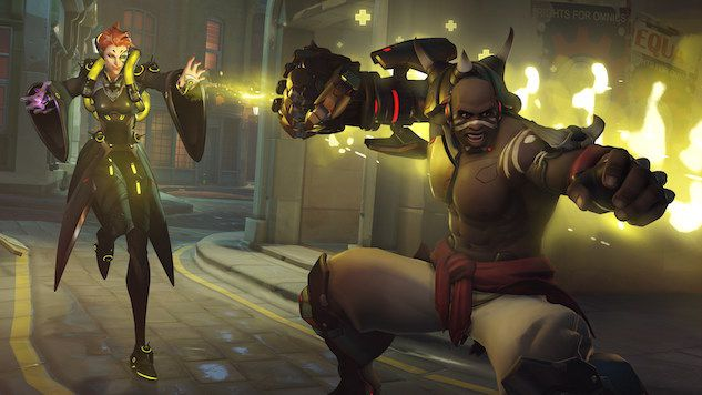 Try Overwatch for Free All Next Weekend - Paste Magazine #757Live