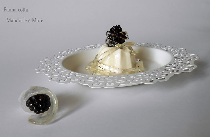 Panna cotta Mandorle e More