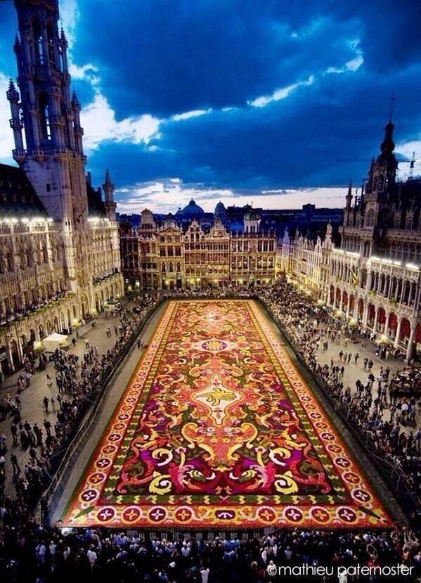 17 mejores im genes sobre alfombras de flores naturales en - Alfombras forghani barcelona ...