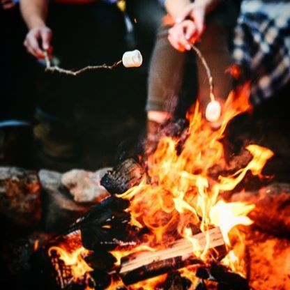 Build fires. Make memories. Share them...