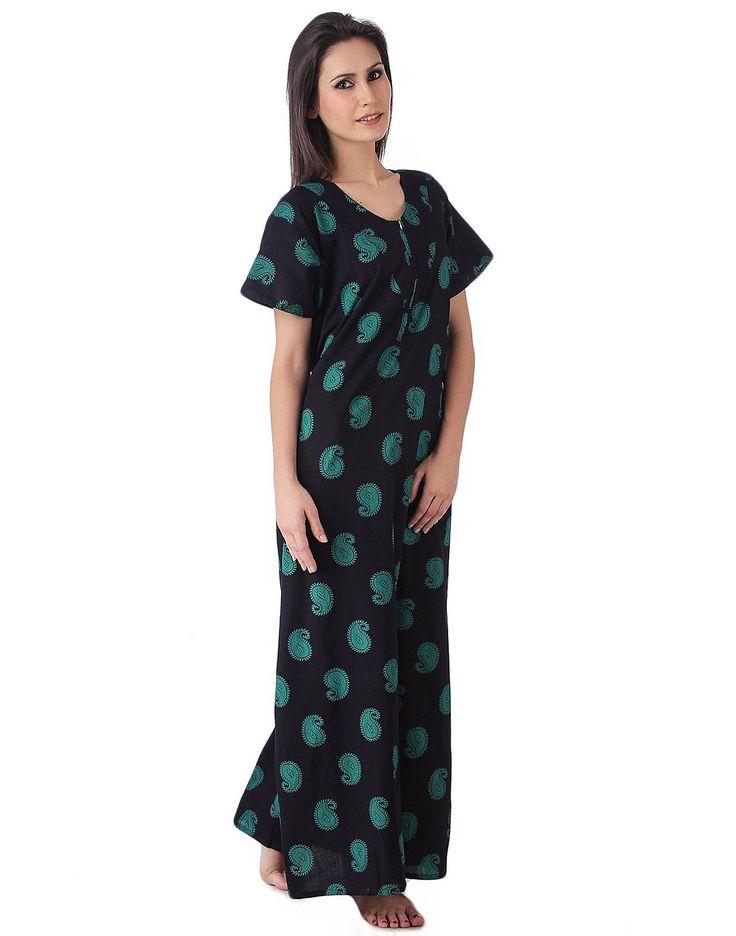 :) :) Summer Shopping Deals :) :) ✔ Masha Women's Cotton Nightdress (Free Size) ✔ Starting Range:- 399/- ₹    Shop Now:- http://www.amazon.in/gp/product/B00NMLTHSU/ref=as_li_tl?ie=UTF8&camp=3626&creative=24790&creativeASIN=B00NMLTHSU&linkCode=as2&tag=wwwstyleincra-21  #Buyonlineshopping #Styleincraft #Women #Amazon #NightDress