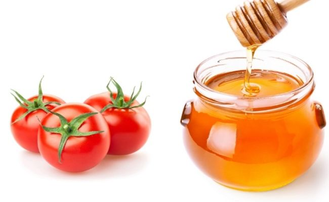 Tomato contains a lot of vitamin C and other natural micronutrients which are helpful to clean and provide nutrition to the skin as well…